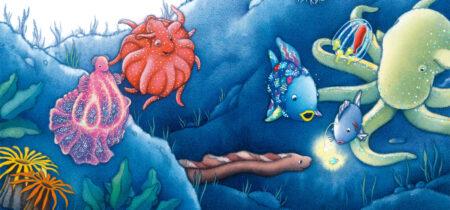 bi:libri Der Regenbogenfisch entdeckt die Tiefsee
