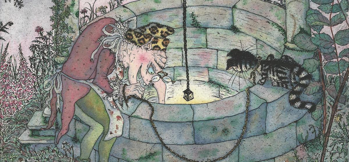 Verwonderend Spiegel, das Kätzchen • NordSüd Verlag HI-27
