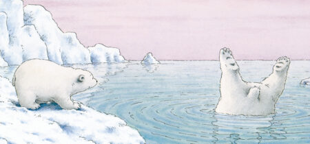 bi:libri Kleiner Eisbär – Wohin fährst du, Lars?