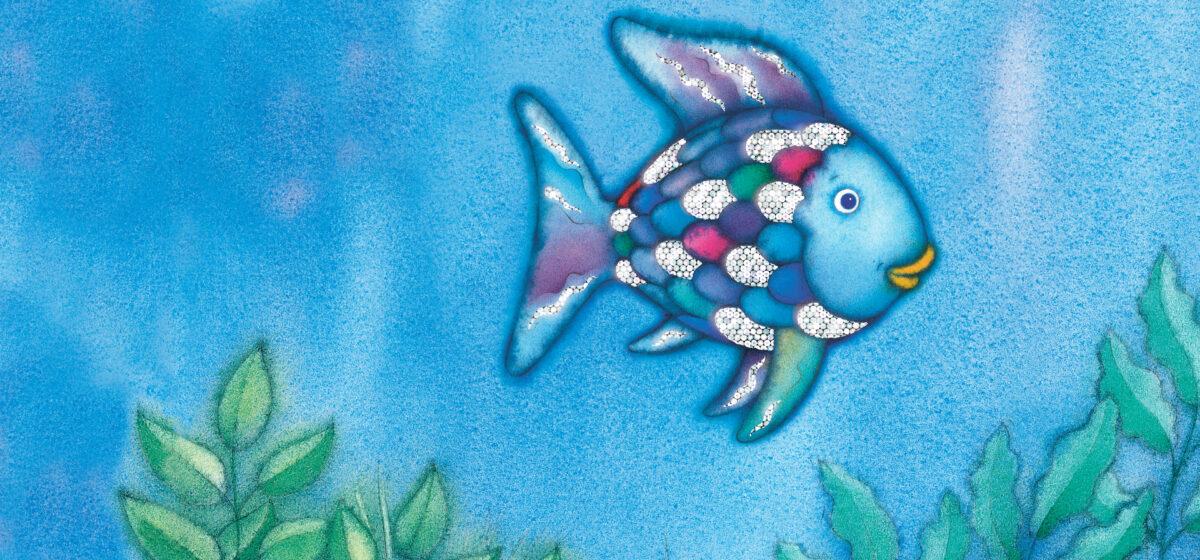 Der Regenbogenfisch • NordSüd Verlag
