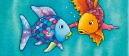 bi:libri Der Regenbogenfisch lernt verlieren