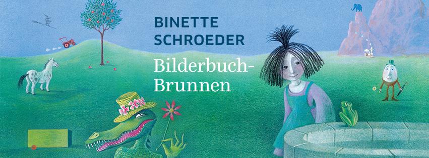 Schroeder Bilderbuchbrunnen